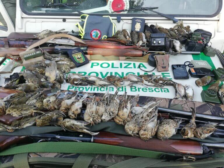 Sequestri Brescia