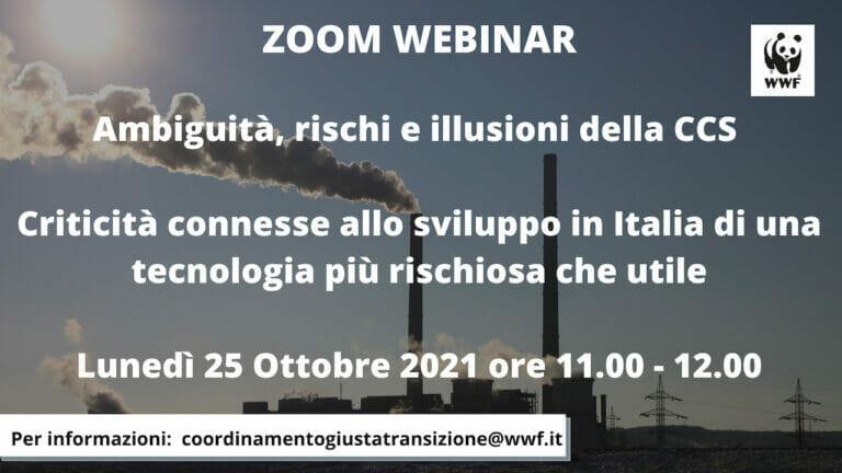 webinar Carbon Capture and Storage